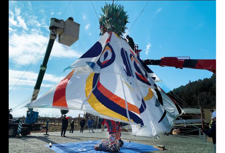 「モッコ」出番だ 東北・東京で公演 東京五輪・パラ組織委発表