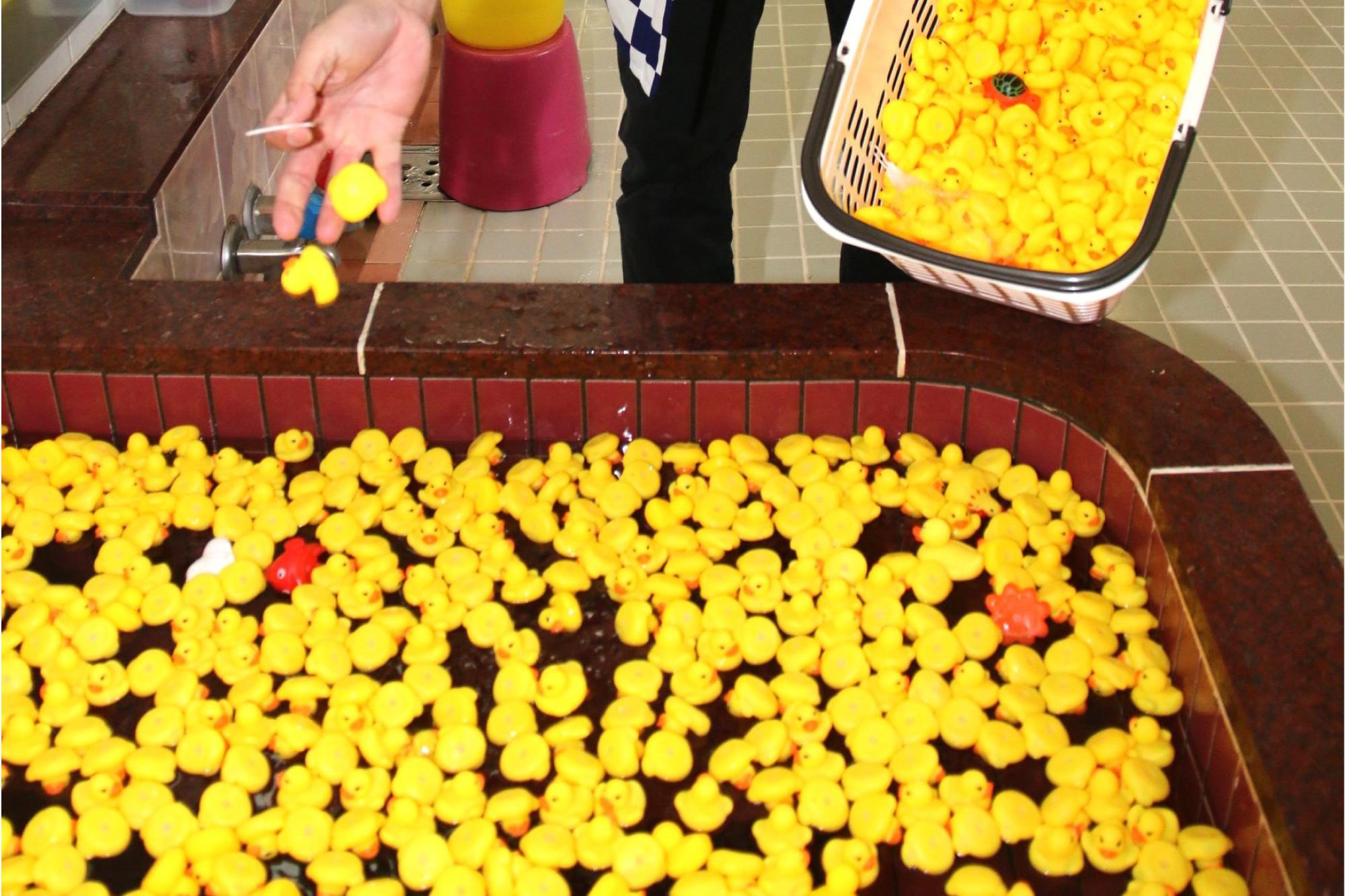 松本パルコと銭湯がコラボ 「松パルの湯」