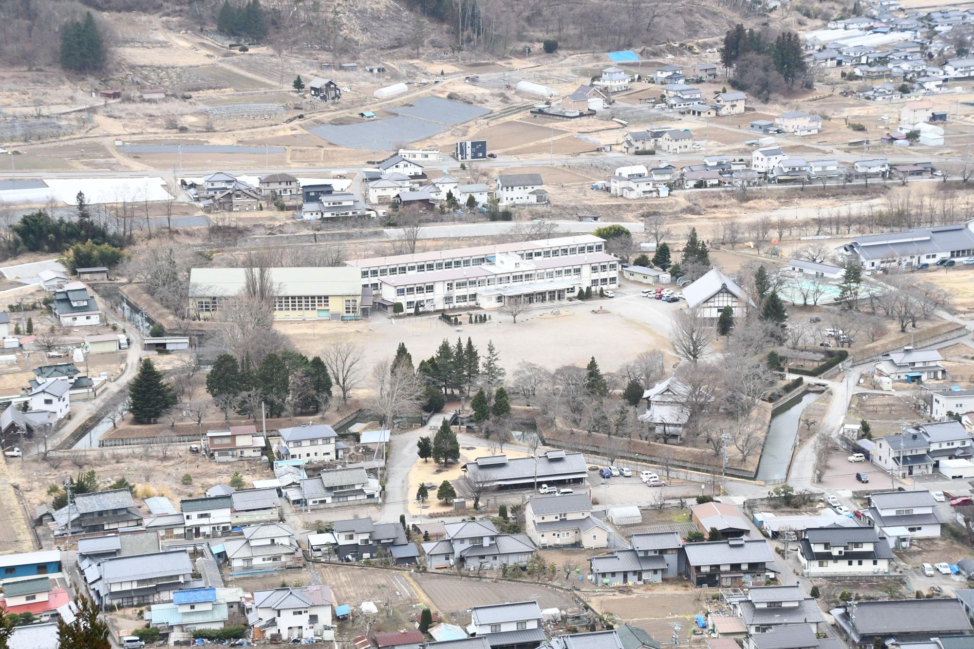 佐久の「五稜郭」往時の姿に 市教委が計画素案